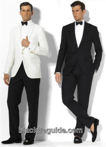Black Tie Guide | Classic Warm-Weather Black Tie