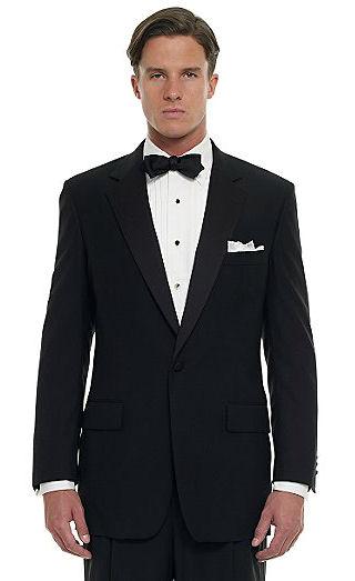 Black Tie Guide Contemporary Tuxedos