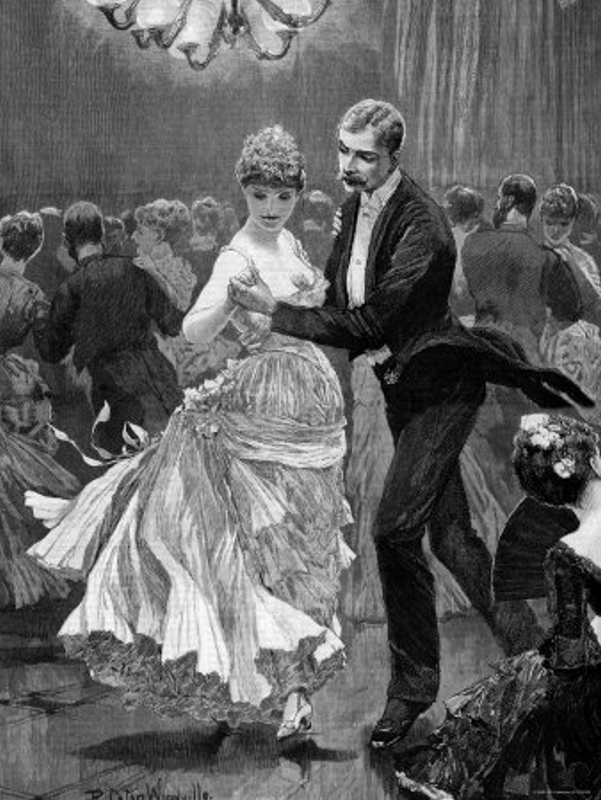Victorian Dinner Party Part - 31: The Black Tie Guide