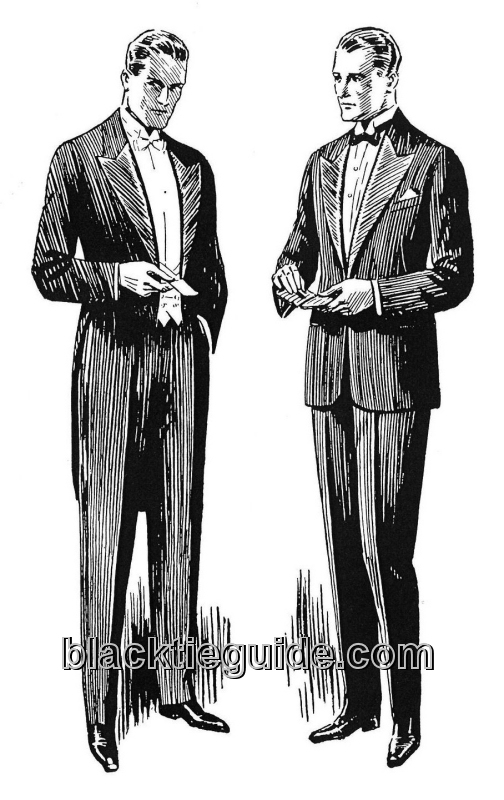 Black Tie Guide History Jazz Age