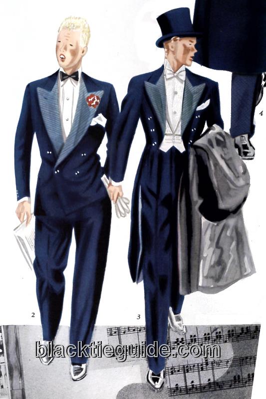 Old Fashioned Tuxedos