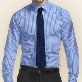 Regular Shirts Will Billow Out At The Waist And Sides
