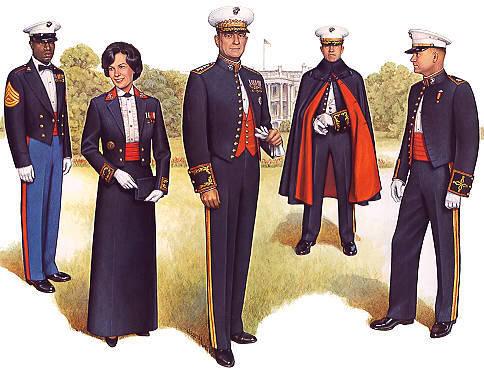 Black Tie Guide | Supplemental: Military