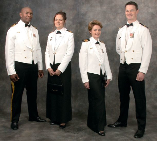 South African Navy Mess Dress for officers