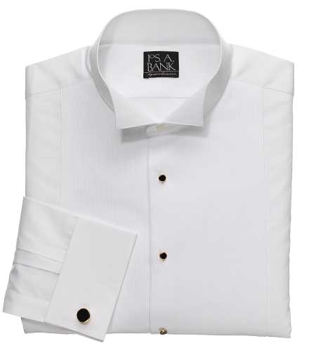 Black Tie Guide | White Tie: Shirt