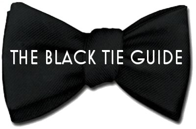 Appropriate dress for black tie event